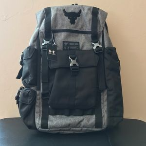 NEW Under Armour Project Rock Vanish Backpack